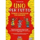Edizioni musicali BERTASSI UNO PER TUTTO TEORIA E SOLFEGG -EC11560-