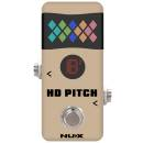 NUX NTU-2 HD PITCH Mini accordatore a pedale