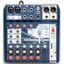 SOUNDCRAFT NOTEPAD 8 FX MIXER ANALOGICO USB