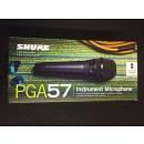 Shure PGA 57 Microfono Strumento Dinamico Cardioide