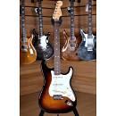 Fender American Standard Stratocaster Rosewood Neck 3 Color Sunburst 2012