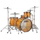 Peace Dp-24ea-5-#401 - Drum Kit 5 Pcs In Acrilico Con Finiture Trasparenti Speciali
