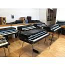 Fender Rhodes, Wurlitzer, Clavinet, Pianet, Synth Riparazioni, noleggio, vendita