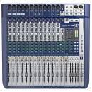 Soundcraft Signature 16 Mixer w/DSP & USB - Spedizione Inclusa