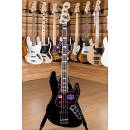 Fender American Deluxe Jazz Bass Rosewood Fingerboard Black 2010