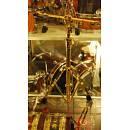 "DW Drums DW 9700 ""GOLD"" asta giraffa ORO 24 CARATI. SERIE 9000"