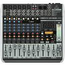 BEHRINGER XENYX QX1222USB - MIXER CON EFFETTI + USB RECORDING!!