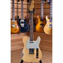 Fender Custom Shop '60 Telecaster Heavy Relic Rosewood Fingerboard Faded Vintage White Masterbuilt D