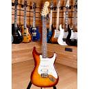 Fender Deluxe Stratocaster HSS Plus Top With iOS Connectivity Tobacco Sunburst