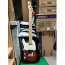 Fender Player Telecaster Left-Handed, Maple Fingerboard, 3-Color Sunburst (Mancina) USATA Spedizione
