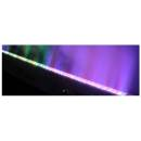 EXTREME BAR240 BARRA LED ARCHITETTURALE 240 LED RGB A 3 SEZIONI FUNZIONI EFFETTO LUCE STROBO, DIMMER