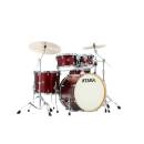 Tama CK52KRS-DRP - shell kit - finitura Dark Red Sparkle