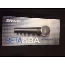 Shure BETA 58 Microfono Dinamico Supercardioide