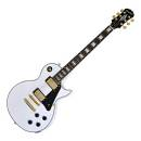 EPIPHONE LES PAUL CUSTOM PRO ALP. WHITE