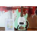 Sterling by Music Man RAY34-CA MG MEANT GREEN + BORSA SPEDIZIONE INCLUSA