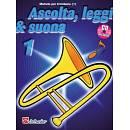 ASCOLTA LEGGI E SUONA VOL 1 TROMBONE+CD (CHIAVE DI BASSO)