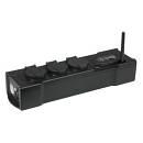 ciabatta PowerBOX 3 Ricevitore Wifi DMX da 2,4GHz integrato con 3 prese Schuko