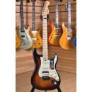 Fender American Elite Stratocaster HSS Shawbucker Maple Fingerboard 3 Color Sunburst