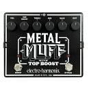 Electro Harmonix Metal Muff Top boost doppio pedale. scambio anche.