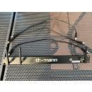 "Thomann 19"" Antenna Rackmount BNC 4"