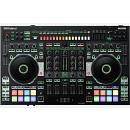 Roland DJ808 CONTROLLER PER DJ CON MIXER 4 CANALI E DRUM