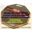 "EVANS HQ REALFEEL SPEED PAD 12"" - ALLENATORE PROFESSIONALE IN GARANZIA UFF ITA!"