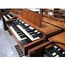 Hammond M102 (Leslie Rhodes Wurlitzer)