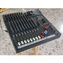 Soundcraft Spirit Folio FX8 Mixer Analogico Usato Occasione