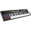 M AUDIO CODE 49 BLACK - ADVANCED KEYBOARD CONTROLLER USB/MIDI