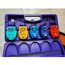 Danelectro  mini pedals & case