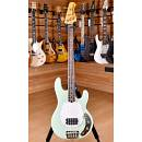Sterling by Music Man RAY34-CA Mint Green