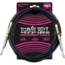 Ernie Ball 6048 Cavo Strumento PVC Black - 3 m