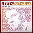 EARMARK Labs VINILE BRIAN AUGER GET AUGER-NIZED(BLACK FRIDAY -20%)
