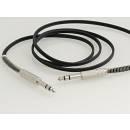 MPE Audio Cavo adattatore assemblato con 2 jack stereo 6,3mm mod: A1 20 metri