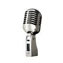 Soundsation Icon 50s microfono vintage anni 50 per voce cromato lucido