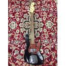 Fender Jazz Bass '61 Reissue Relic - Black - 2012