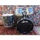 LUDWIG Hollywood 1967, Black Diamond Pearl. Vintage.