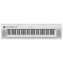 Piano Digitale Yamaha NP12 Piaggero - 61 tasti dinamici Bianco