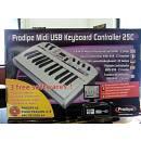 Prodipe 25c midi usb keyboard controller