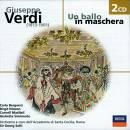 Edizioni musicali CD VERDI UN BALLO IN MASCHERA -CD4762569-