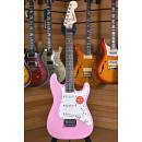 Squier (by Fender) Affinity Mini Stratocaster Rosewood Fingerboard v2 Pink
