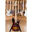 Fender American Standard Precision Bass Maple Fingerboard 3 Color Sunburst