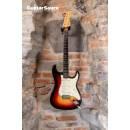 Fender Stratocaster 1963 Pre CBS Sunburst Original Vintage Excellent Plus Condition Gary s Classic P
