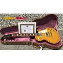 Gibson Custom Shop Les Paul Historic Reissue 59 R9 R9 Tom Murphy Aged Lemon Burst 2007 Used Perfect