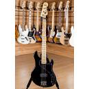 Squier (by Fender) DLX Dimension IV Bass MN Black