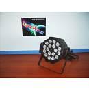 PAR A LED WOOD FULL COLOR RGBWA-UV 6IN1 18X18W LIGHTPLANET LP1818PARLEDUV
