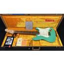 Fender Custom Shop Stratocaster 1960 Seafoam Green Rare John Page Era 1996 Used Perfect Condition