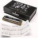 HOHNER BILLY JOEL SIGNATURE HARP C M535016
