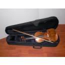 W.GRAZ - Set Violino 3/4 V1 - Vg 106 Completo Di Astuccio E