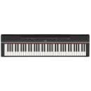 YAMAHA P121B PIANOFORTE DIGITALE NERO